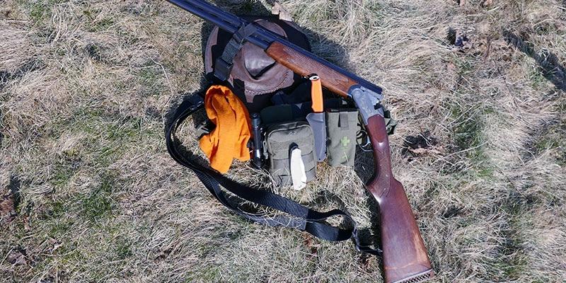 Alles für die Jagd